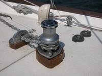 Windlass, Chain Pipe, Switches